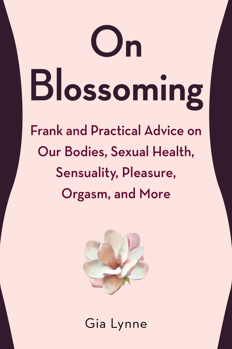On Blossoming by Gia Lynne Book Cover